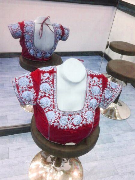 DESIGNER BLOUSES - by Shree Arbuda Matching centre, Ahmedabad