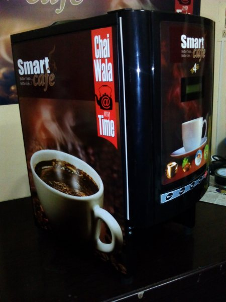 Coffee Vending Machine Authorized Suppliers and Tea & Coffee Premixes Manufacturers in Hyderabad.  - by Smart Cafe, Secunderabad