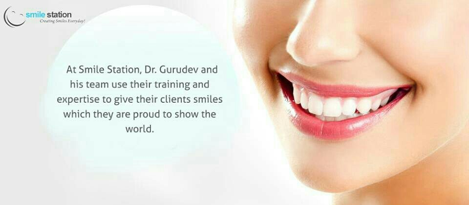 The Smile Station team stands tall among all other established centers globally. The team comprises of specialists par excellence and has conglomerated under one roof to provide you that unique experience which you would cherish forever. Th - by SMILE STATION, Bangalore