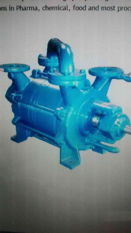 we are reputed supplier of liquid ring vacuum pumps at uppal Hyderabad - by Prasad Exports Imports, Hyderabad