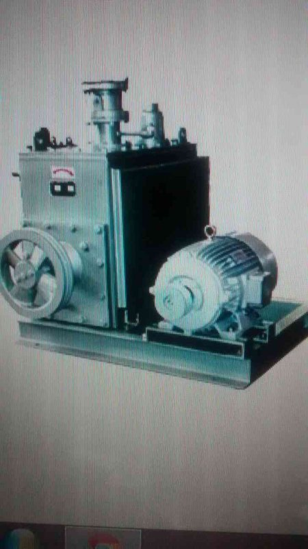 we are manufacturing and supplier of oil sealed high vacuum pumps in Hyderabad