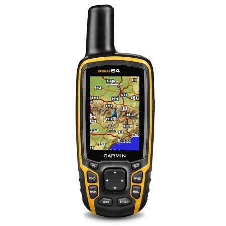 we have latest Garmin GPS with us  64 & 64s