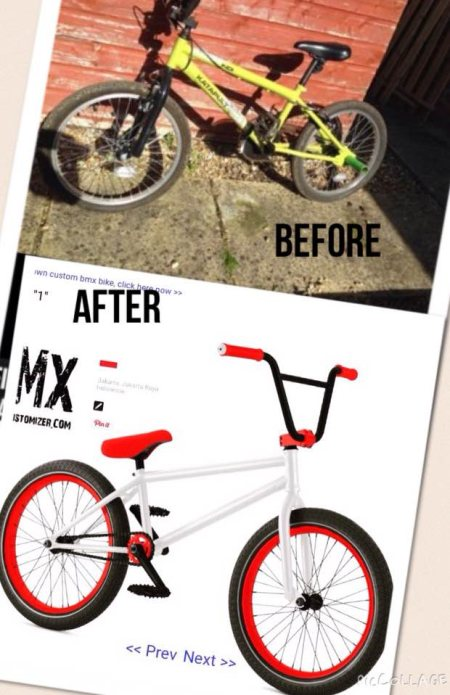 Contact if you would want this bike turned into this ring us for details and prices - by AKSprayPainters, Kent