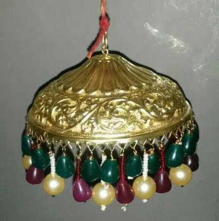 सोने का छत्र  - by Shree Jodhpur Jewelers, Jaipur