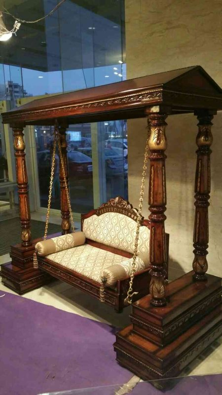 New product . ROYAL SWING - by SAI FURNITURE ART, Delhi