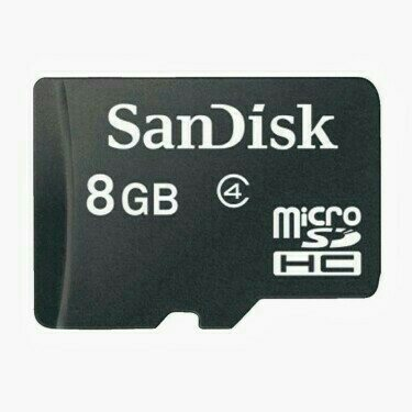 purchase sandisk memory card 8 GB @ 300 only. - by Eleva Global, New Delhi