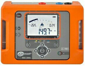 Insulation Resistance Meter Supplies In Chennai - by SONEL INSTRUMENTS INDIA PVT LTD, 80