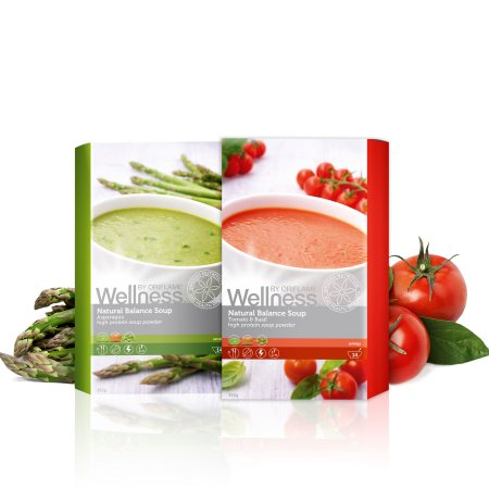 Wellness by Oriflame - Balance Soups - by Oriflame Wellness, Kolkata