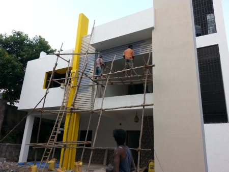 SHERA Plank is a unique fibre cement composite of natural fibers bonded tightly in a high –grade silicate siding acquires impressive toughness, yet remains flexible and dimensionally stable. It is Cellulose cem asbestos fibre glass fibers n - by daiku exteriors, chennai