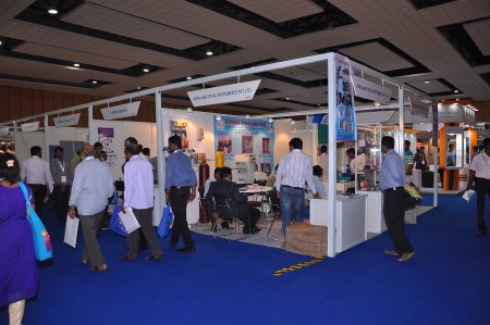 Maxima Stall  - by Avens Expositions Pvt Ltd, Hyderabad