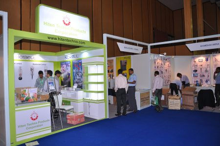 Stalls  - by Avens Expositions Pvt Ltd, Hyderabad