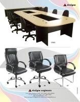 Best Office Chairs for Office & Conference  - by Designo Engineers, Indore