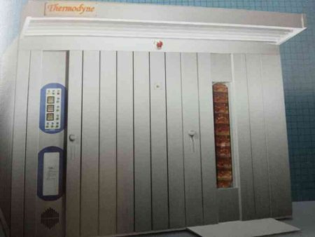 "Oven Specification Dimension(WXDXH): 3020 (W) 2250 (D)X2400(H)mm 199""(W)X 89"" (D)x95""(H) Max. Temp.   : 300* C  Connected Load : 4.5 kw(6.2) (415VAS, 50 HZ) WEIGHT(KG)  : 3000KG Min. Dim. to take oven in (HXW) : 2500(H)X 1350(W)mm (100""X54"" - by Thermodyne Bakery & Industrial Equipments Pvt Ltd, Bengaluru"