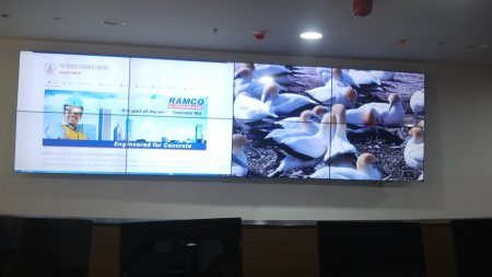 We provide Video Wall display software based on clients requirements for NOC/SOC (Network/Security Operation Centers) - by Karsha Thoughts Technologies Pvt Ltd, Chennai