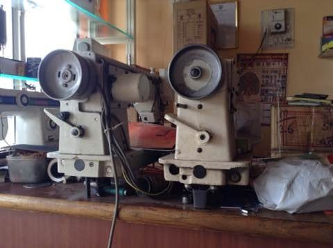 We are dealer for Vidya, Usha, Shiela, Ralson in ASrao nagar - by SRIGANESH SEWING MACHINES, Hyderabad