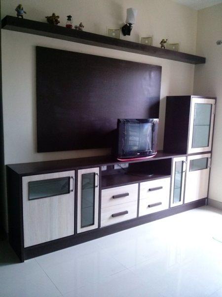 LED TV Stan - by D.S Interiors Decorators, Bangalore