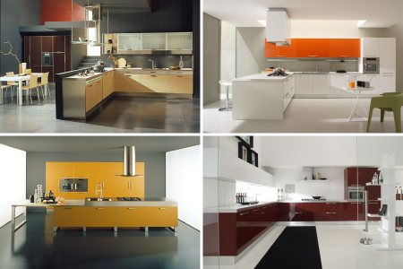 Modular Kitchen Design & Ideas in Bangalore  Right design and unique creative settings can make a lasting statement in the interiors of the modular kitchen. Choose from a plethora of options to make the modular kitchens beautiful and functi - by Coral Reef Projects India (P) Ltd, Bangalore