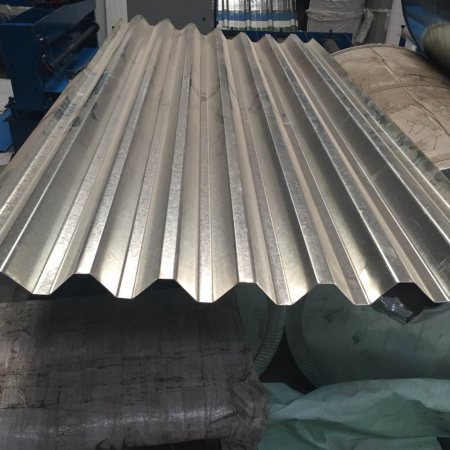 Steel Decking roofing sheet manufacturer - by Kansal Colour Roofing India Pvt Ltd, Sonipat