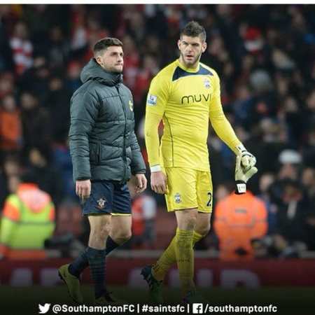 Forster ruled out for the whole of the 2015/16 barclays premier league campain - by Southampton Fc Latest News, Southampton