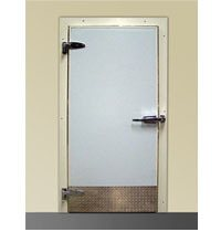 We are a highly acclaimed company for offering Cold Storage Door to the clients. This product is designed by vendor using superior quality components and advanced technology in accordance with set industry standards. This product is fitted with safety sensors for effective performance. This product is automatically open and close by making use of electricity or spring. We are best Cold Storage Doors in chennai