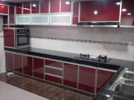 latest modular kitchen designers
