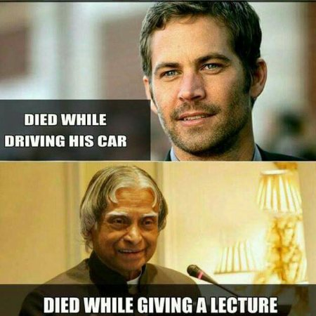 Became a fan of APJ