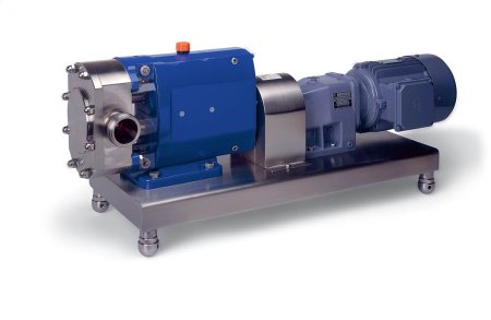 Rotary lobe pump  - by Alfa Laval's distributor, Pune
