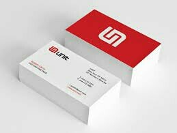 Visiting Card - by Idesigner, Chennai