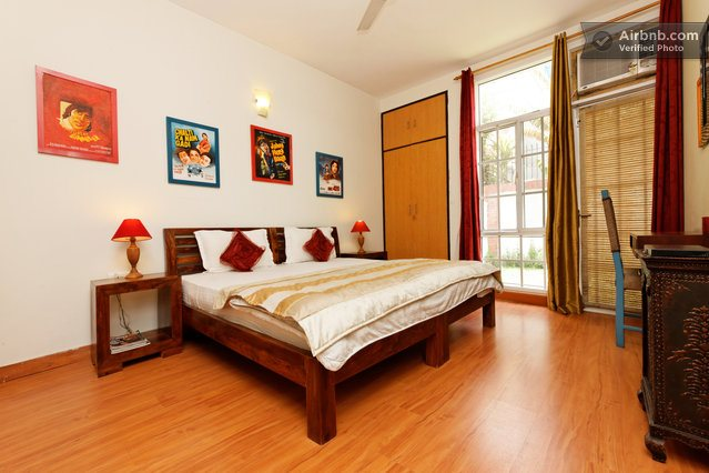 Budget hotels in sector 48, gurgaon Cinnamon Stays is rated No 1 on Tripadvisor a personalized guesthome offering budget luxury to corporate travelers.  Read reviews on  http://www.tripadvisor.in/Hotel_Review-g297615-d1775469-Reviews-Cinnam - by Cinnamon Homestay Gurgaon | +91-7525952362, Gurgaon