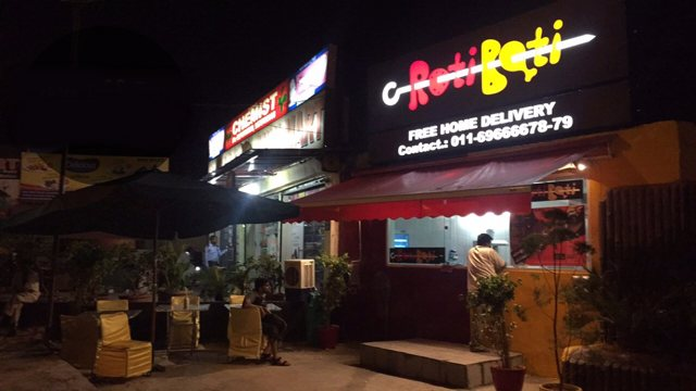 Best Fast Food Restaurant in Vasant Kunj, South Delhi - Roti Boti<br/> - by Roti Boti Restaurant| Vasant Kunj South Delhi | 8527166117, South Delhi