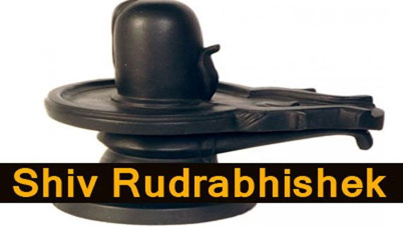 RUDRA ABHISHEKH Rudra Abhishek is a ritual where Panchamrut Pooja is offers to lord Trimbakeshwara with powerful hymns/mantras to fulfills all the wishes of the person who gets it performed.  This Abhishekha bestows prosperity, fulfillment  - by Pandit Prafulla Anantkumar Dixit, Nashik