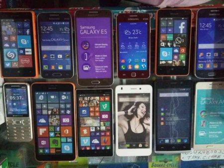 Samsung Microsoft LAVA GIONEE NOKIA  MICROMAX  4G PHONE S - by Riddhi Siddhi Telecom, Sabarkatha