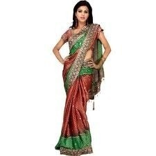 Ladies Fashionable Sarees - by Dakshinam Sarees, Kanpur
