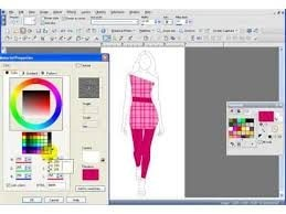 New Batch of Digital Fashion Design ( With Textile Designing ) will start from 17 August 2015 Monday.  Call 9824222888  Kalapurnam Training Institute.
