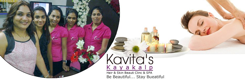 Best Body massage center for women in nashik - by Kavitas Kayakalp, Nashik