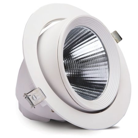 LED COB Zoom light for showrooms