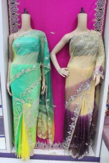 Best quality Silk, Cotton and Designer Sarees store in Margao, Goa - by Limras, Margao