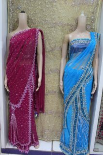 Silk Sarees, Cotton Sarees and Designer Sarees store in Margao, Goa. Visit us now !!! - by Limras, Margao