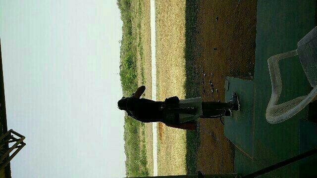 Summer has arrived people. Nice hot training session to gear up for the next few competition. - by Kynan Chenai -  Shotgun Shooting Prodigy, Hyderabad