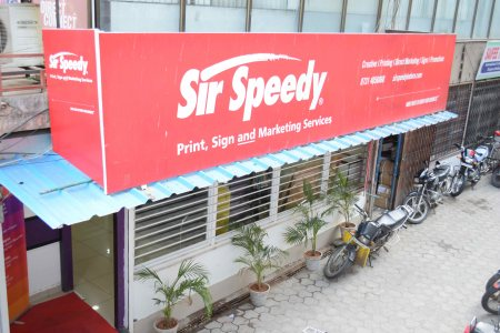 Best Non Metallic Lazer Printing in Indore - by Sir Speedy, Indore