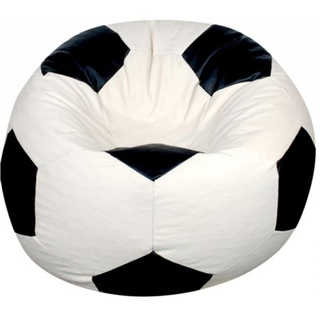Great way to play flexibility with football bean bag.