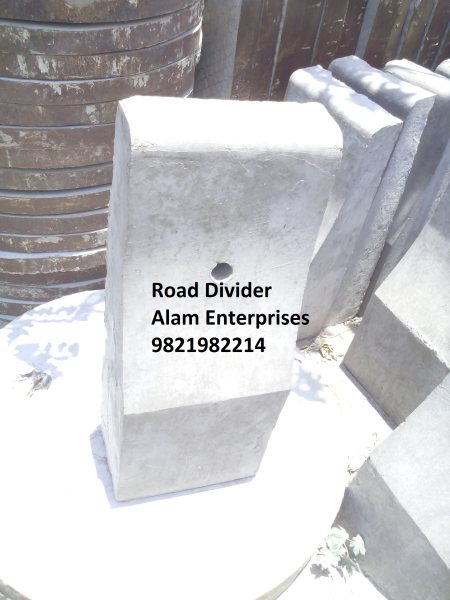 Road Divider  We are a leading firm offering RCC Road Divider to our clients. Our skilled and professional ensures to carry out a proper quality check before dispatching on various quality parameters. Also, the product is highly efficient and is available in pocket-friendly prices. Proper testing is carried out before dispatching the product at our clients' door. These products are widely applicable as dividers on the roads.  Features:      Weather resistant     Maintenance free     Excellent Durability