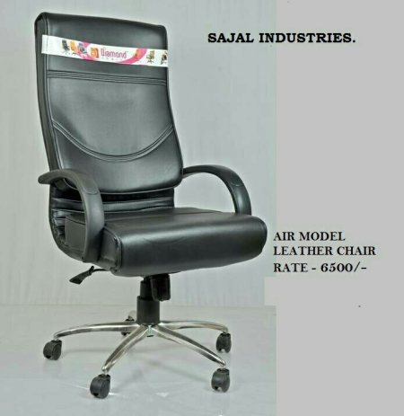 High Quality Revolving Chairs manufacturer in Nagpur - by Sajal Industries/Diamond Chairs, Nagpur