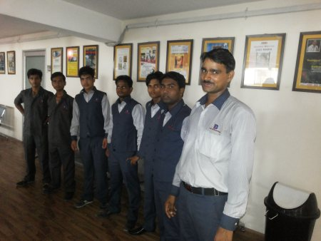 We are providing housekeeping service to commercial institutes in Noida  - by L. B. Bonafide Pvt. Ltd., Delhi