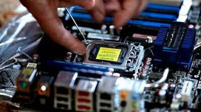 We do Chip Level Service in Karur - by Infiniti Solutions, Karur, Tamilnadu