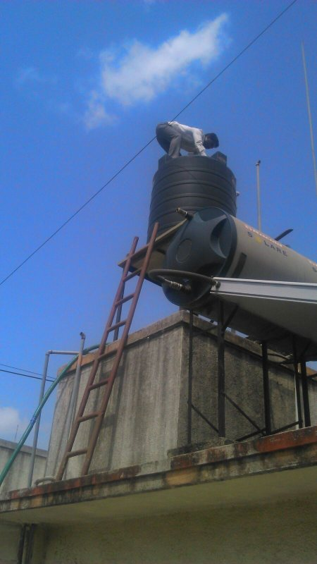 Industrial Water tank Cleaning  - by Kohinoor Water Tank Cleaning, Pune