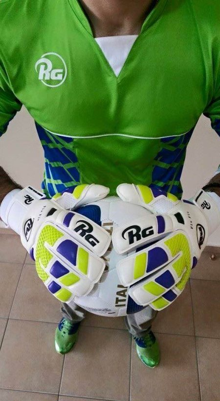 RG - by RGgoalkeepergloves, Greater London