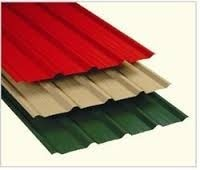 color coated profile sheet supplier in bhopal - by Yusufi Steel Traders, Bhopal