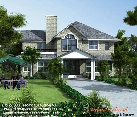 VILLA - Wood Smoke Villas At Nayagaon
