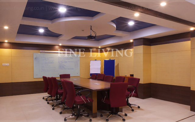 Office Interiors in Chennai.              We are the best Interior Designers in Chennai. We use quality materials to do all kinds of Interior Designingworks in Chennai. - by Fine Living, Chennai
